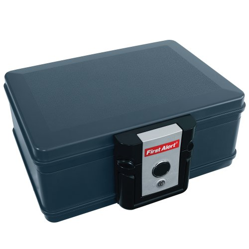 First Alert 0.17 Cubic Foot Fire and Water Protector Chest - 2013F