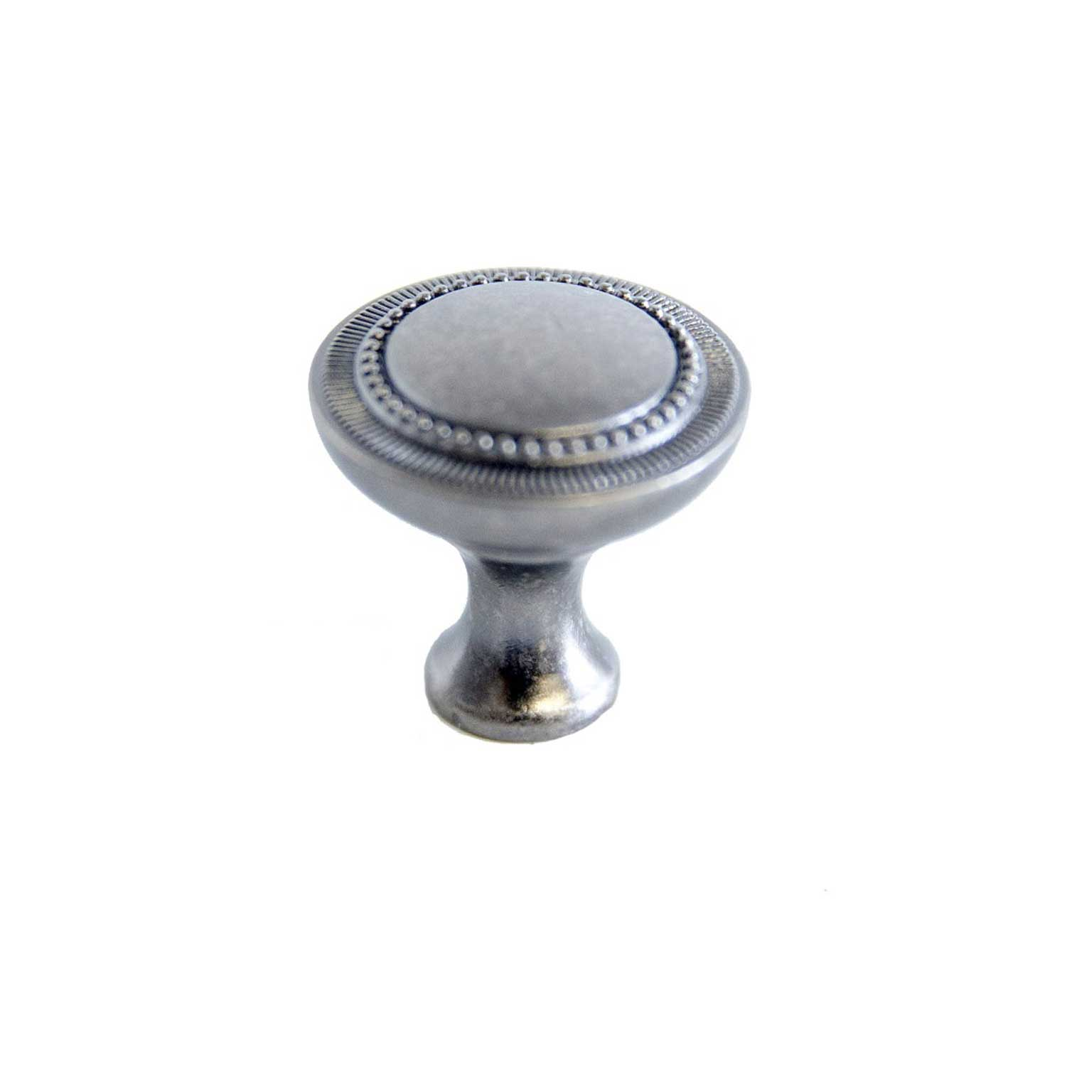 Design House Regal Cabinet Knob, Antique Pewter - 205237