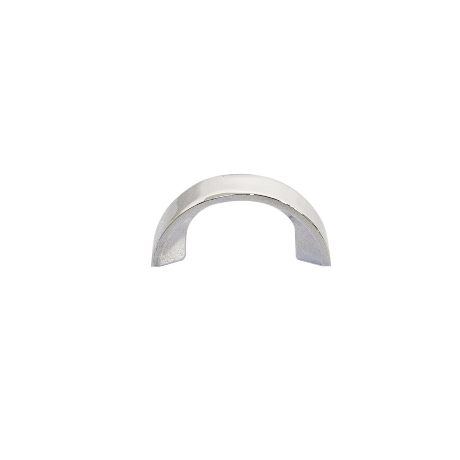 Design House Eclipse Cabinet Pull, Brushed Nickel - 205500