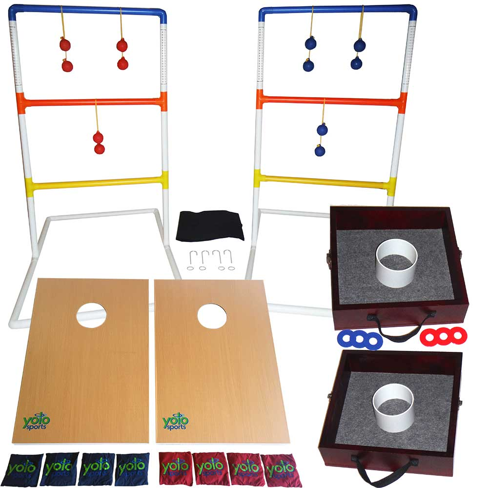 Yolo Sports Ultimate Tailgate Games Combo