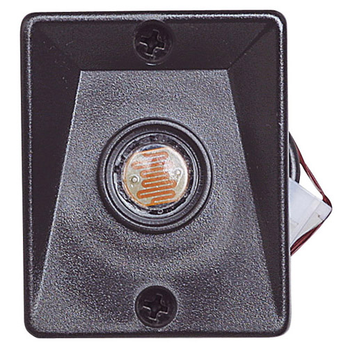 Design House Lamp Post Replacement Photo Eye, Black Finish - 502146