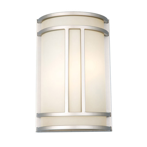 Design House Easton 2-Light Wall Sconce, Satin Nickel Finish - 517706