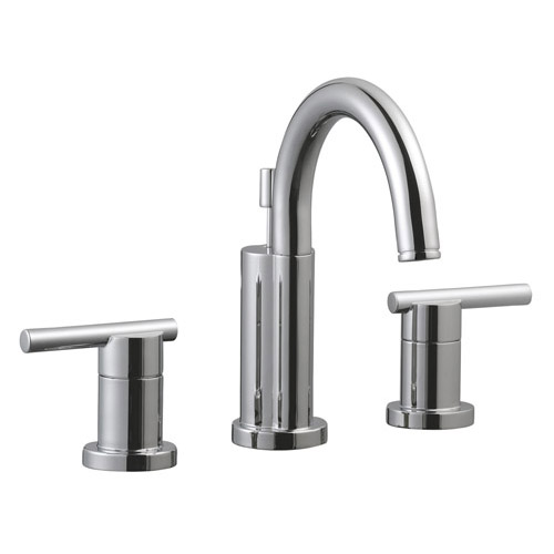 Design House Geneva Wide Lavatory Faucet, Polished Chrome Finish - 525741