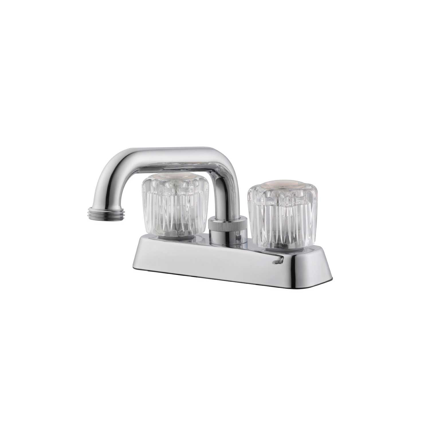 Design House Ashland Laundry Tub Faucet, Polished Chrome - 545731