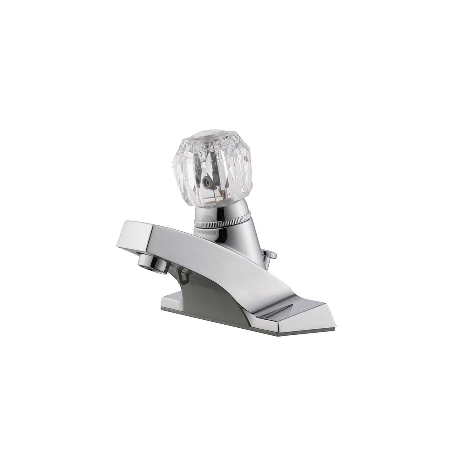 Design House Millbridge 4 in. Lavatory Faucet, Polished Chrome - 545947