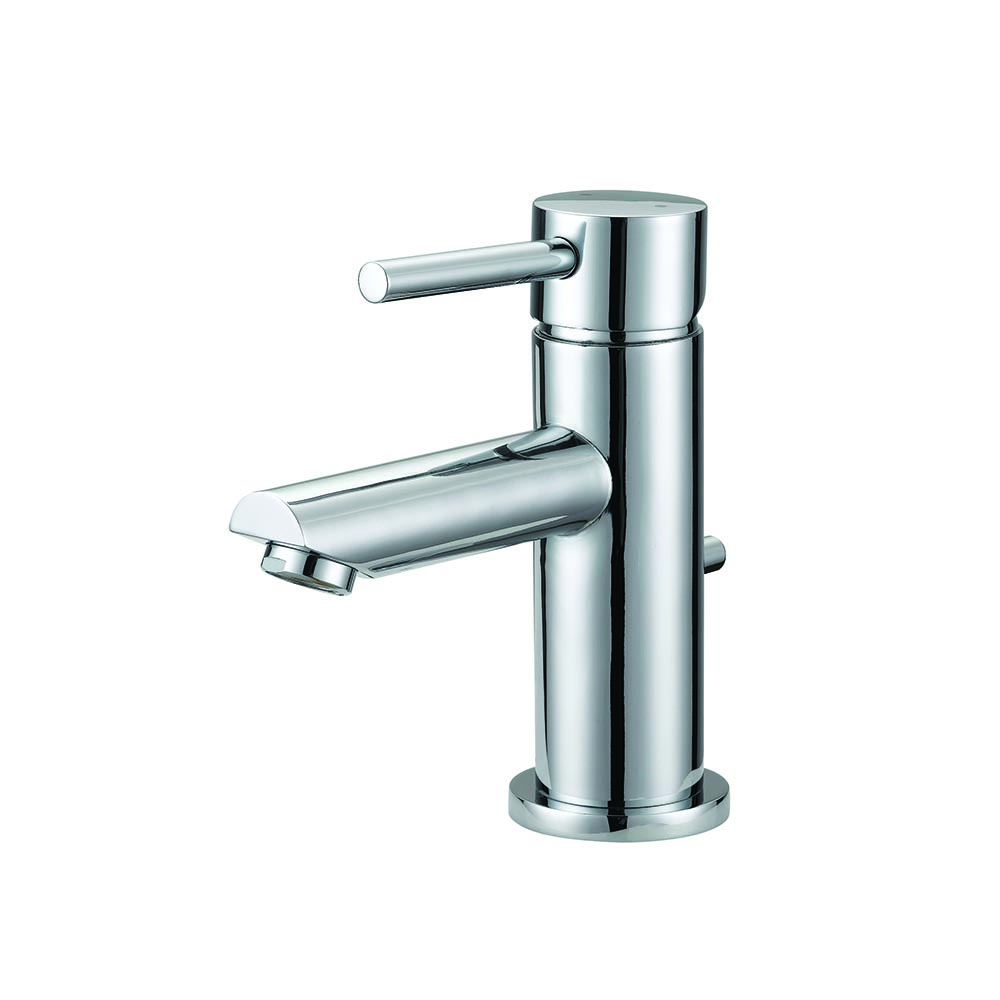 Design House Eastport Single Handle Lavatory Faucet, Polished Chrome Finish - 547547