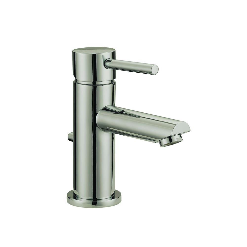 Design House Eastport Single Handle Lavatory Faucet, Satin Nickel Finish - 547554
