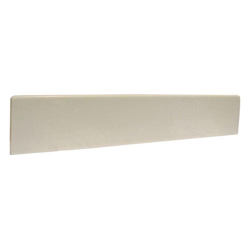 Design House 22inch Universal Marble Side Splash, White - 550913