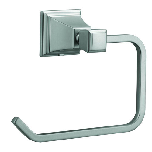 Design House Torino Towel Ring, Satin Nickel Finish - 560466