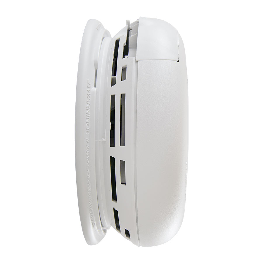 first alert 7010b hardwired photoelectric smoke alarm with. Black Bedroom Furniture Sets. Home Design Ideas
