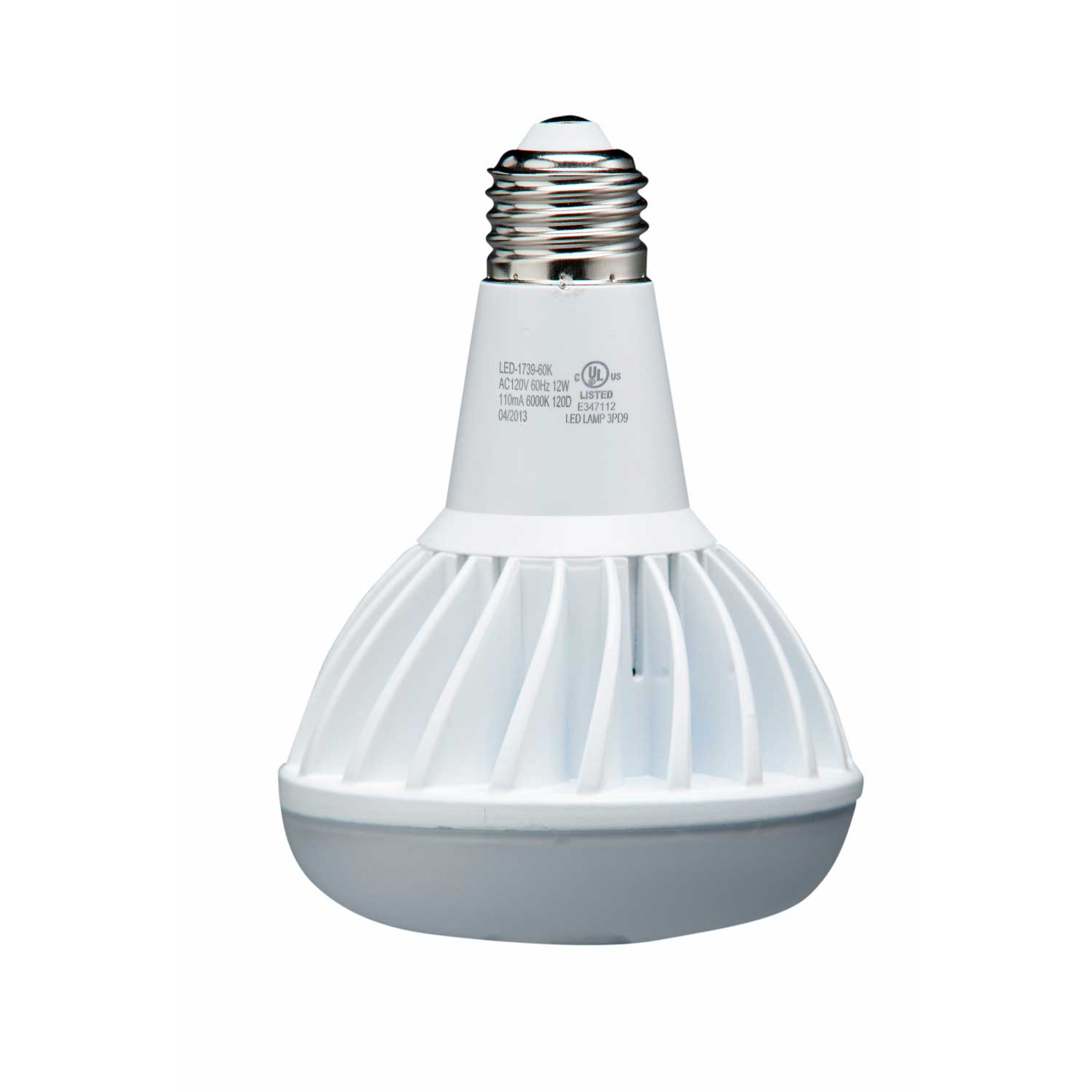 Light Efficient Design Led 1739 60k 277 Bulb Br30 12w75w Replacement Great Brands Outlet