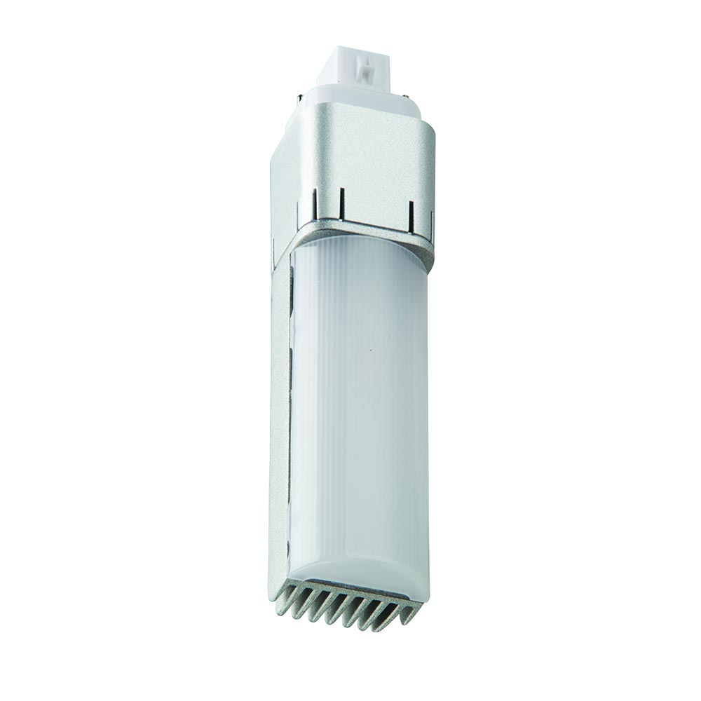 Light Efficient Design 7W G24D Two Pin-Base CFL Retrofit, 3500K (LED-7322-35K-G2)