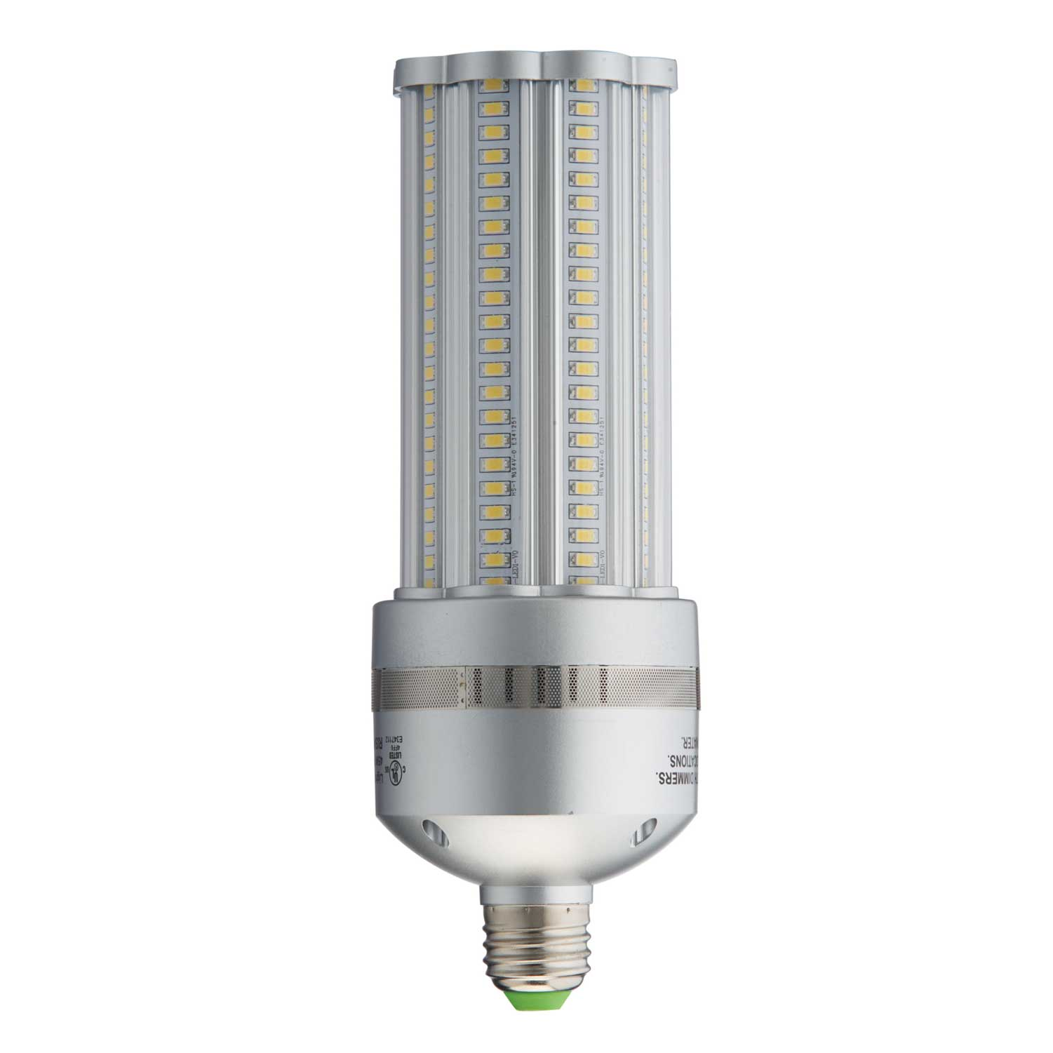 Light Efficient Design LED 8024E 45W Post Top / Site Lightingw/Std Base 5700K Retrofit Lamp, LED-8024E57