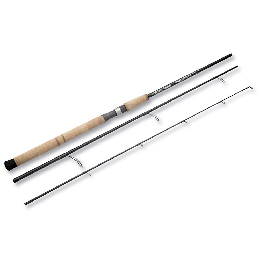 flying fisherman passport spin rod 10-17lb | great brands outlet, Fishing Gear