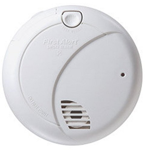 Photoelectric Sensor Smoke Alarm Battery Operated Smoke