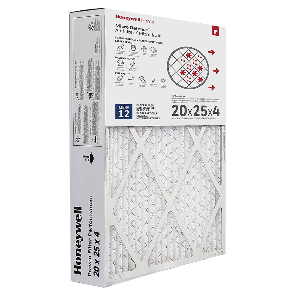 Honeywell CF200A1016 Ultra Efficiency Air Cleaning Filter ...