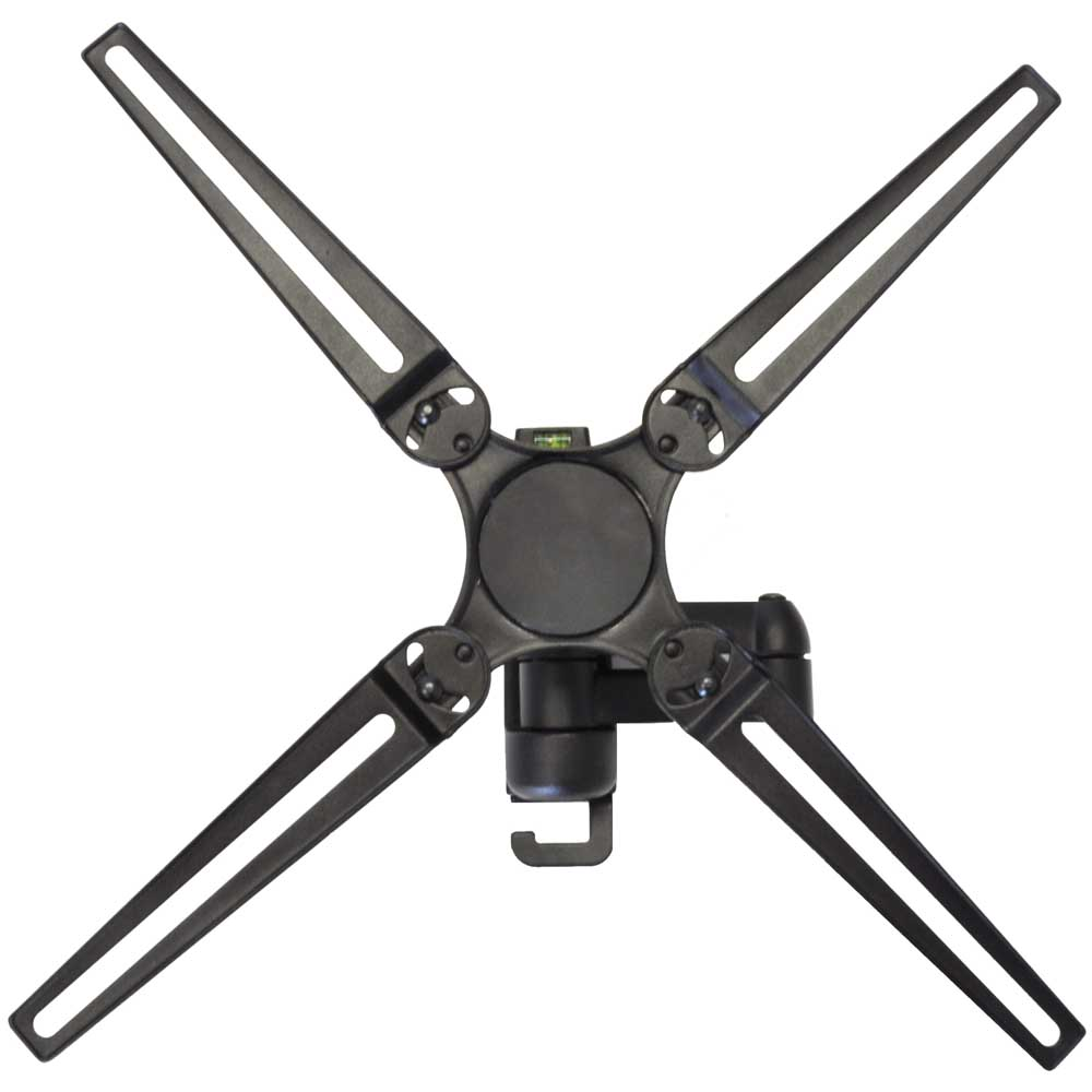 Levelmount Dc30dj Full Motion Tv Wall Mount 10 32 Inch