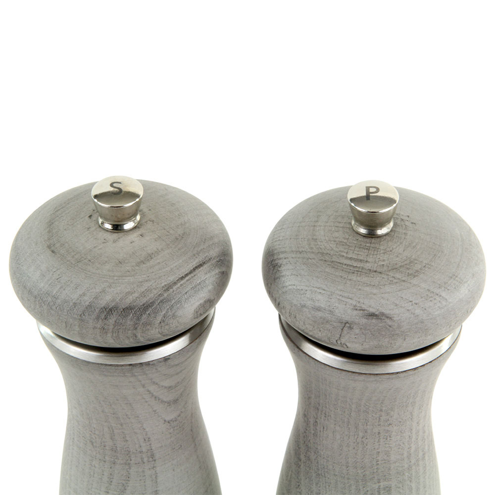 Cole & Mason Sherwood Grey Salt & Pepper Grinder Gift Set