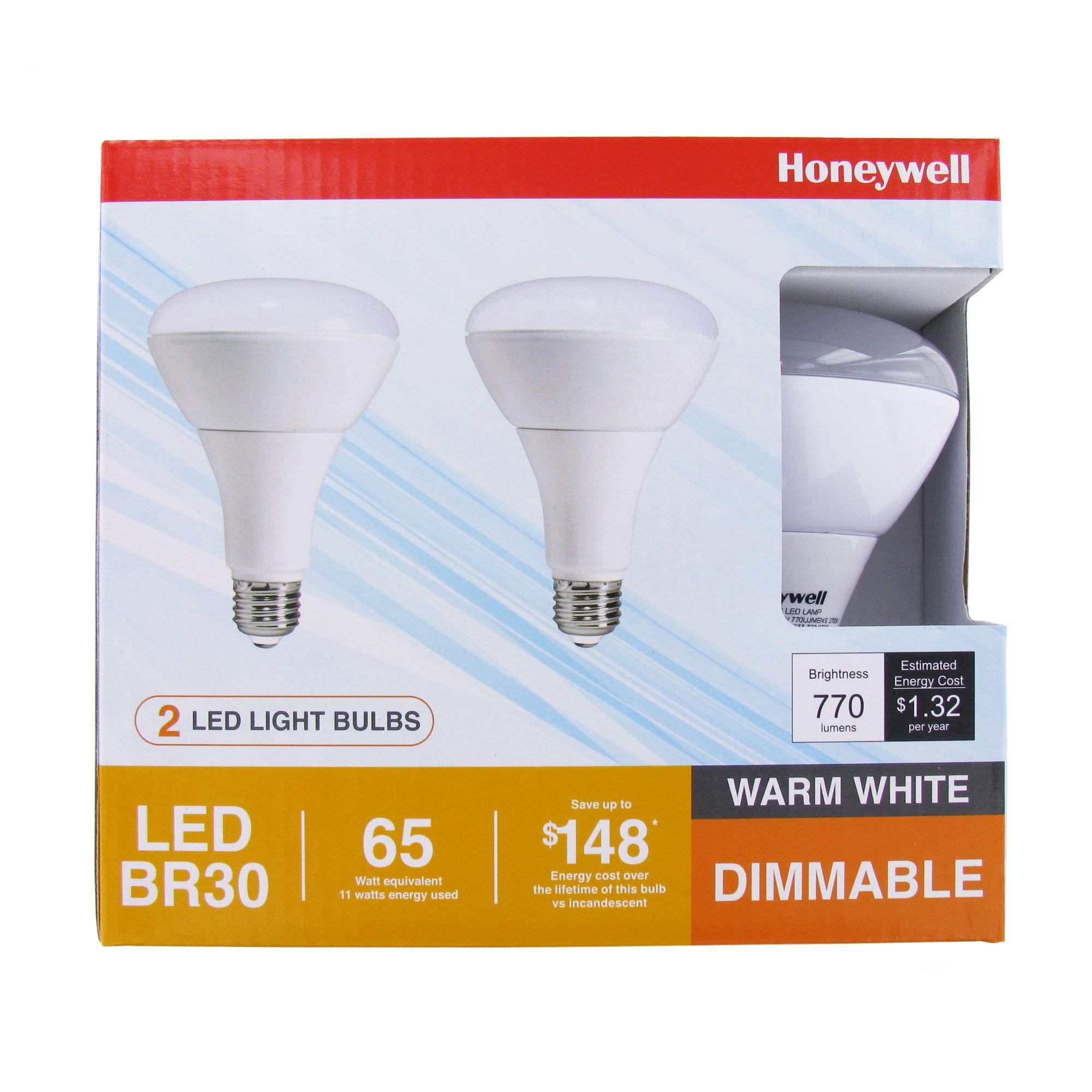 Honeywell Fe0501 01 Br30 Led Light Bulb 2 Pack Great Brands Outlet