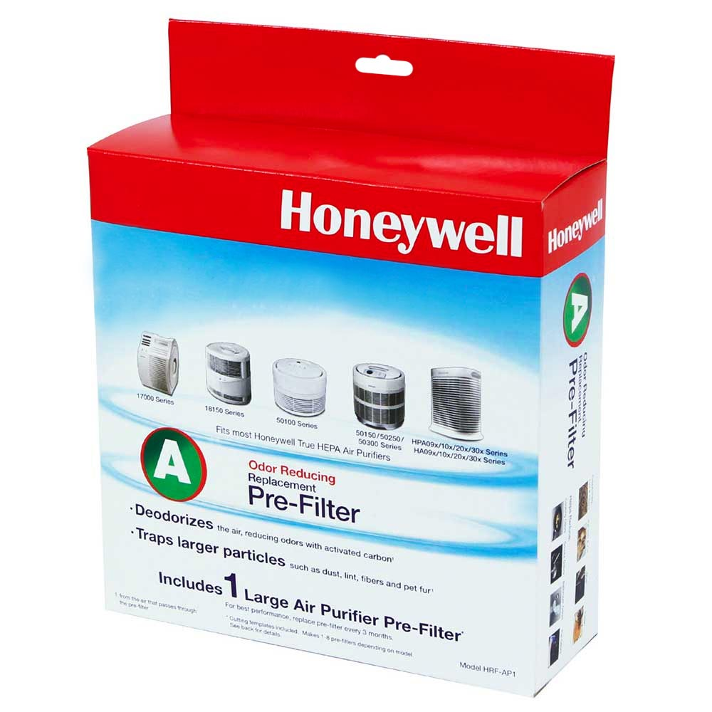 Honeywell HPA300 Air Purifier Filter Bundle (3 Filters and 1 Pre-Filter Included)