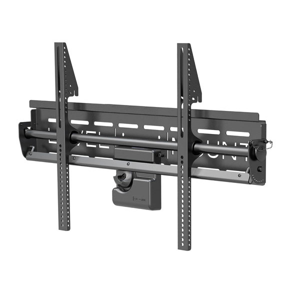 Levelmount lm65pwt xl motorizedlow profile tv wall mount for Best 65 tv wall mount