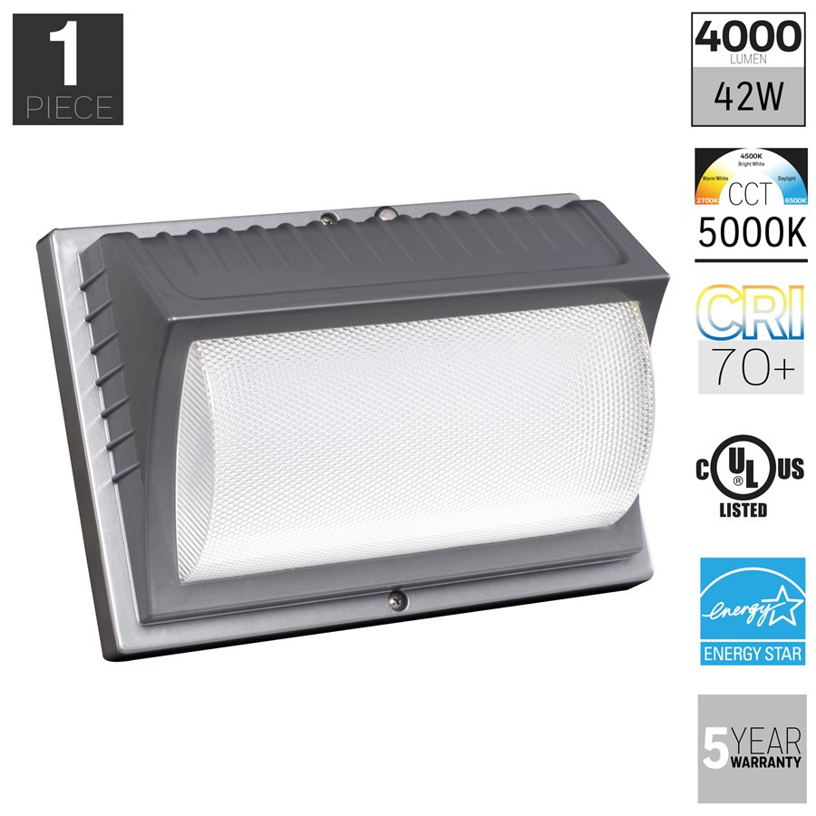 honeywell me014051 82 led security light 4000 lumens great brands outlet. Black Bedroom Furniture Sets. Home Design Ideas
