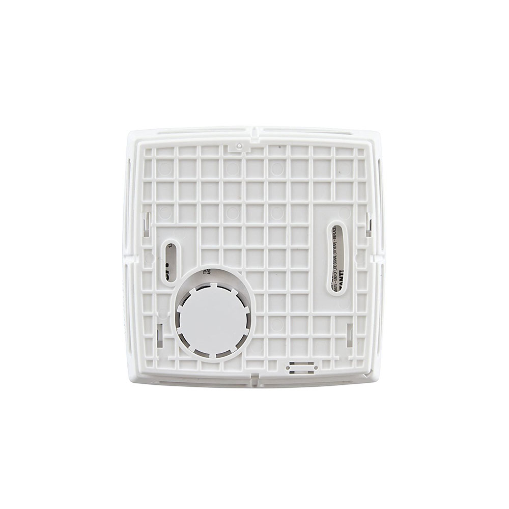 First Alert 10 Year Battery Photoelectric Combo Smoke & Carbon Monoxide Alarm with Voice & Location Feature, Designer Series - PC910V