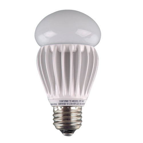 Best Color Temp For Shop Lights: Polaroid PLOA19-60.800.12.2D Omnidirectional Dimmable LED