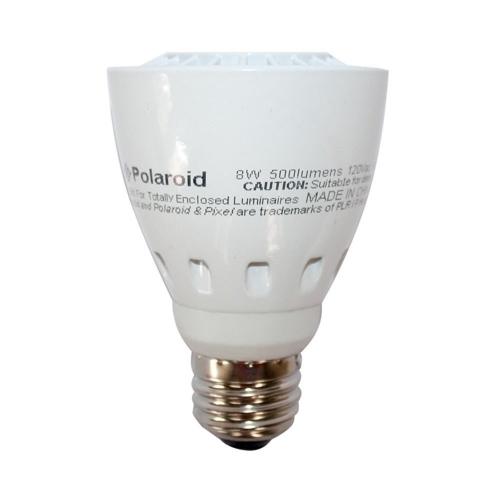 Best Color Temp For Shop Lights: Polaroid PLPAR20-45.500.8.2D Dimmable Light Bulb