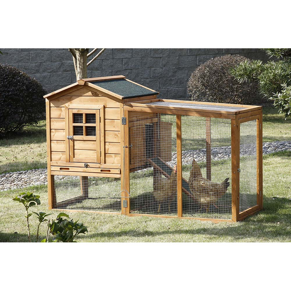 Exceptional Patio Wise Add On Chicken Coop Side Run, Fits On Patio Wise Modular Coops