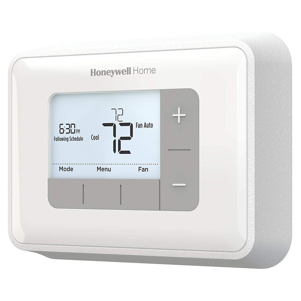 Honeywell Thermostat Manual Setting Today Guide Trends Sample Chronotherm Iv Plus User Rth6360d 5 2 Day Programmable Great Digital Installation