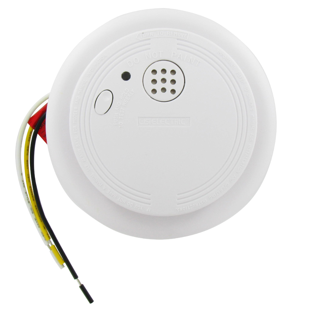 Firex Electric Smoke Alarms Not Lossing Wiring Diagram Detector Universal Security Instruments Usi 1209 Ionization 120 Alarm 1072b Fire And