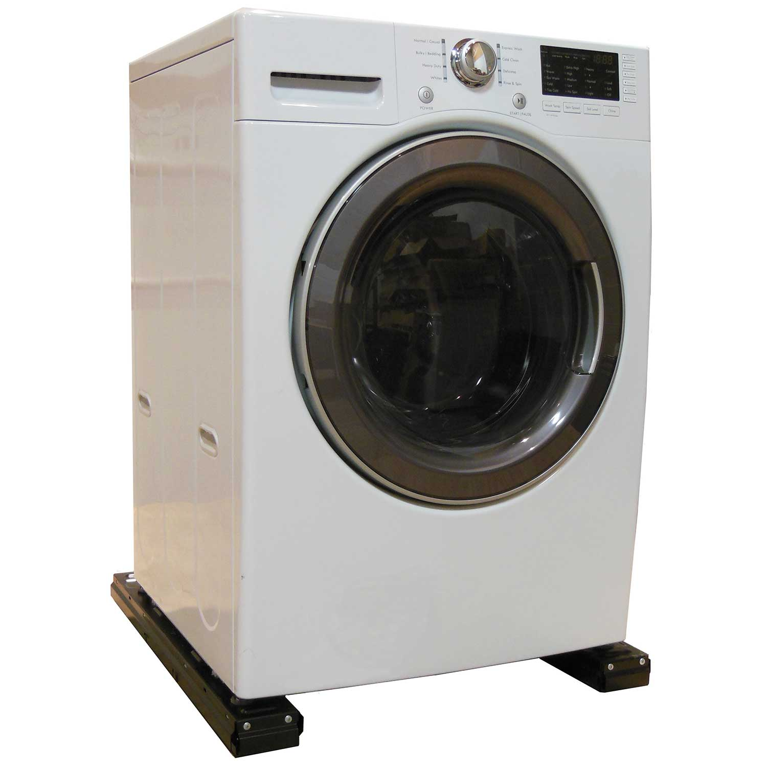vibration isolation pads washing machine