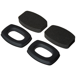 Honeywell Hygiene Kit for R-03318, Leightning L3 Series Earmuff, consists of 2 Cushions and 2 Inner Foam Replacements - 1012000