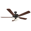Design House Millbridge 52-Inch 3-Light 5-Blade Energy Star Ceiling Fan - 154237