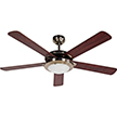 Design House 154336 Eastport 52 in. Ceiling Fan in in Satin Nickel