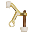Design House 202382 Hinge Pin Door Stop, Polished Brass Finish