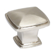 Design House 203323 Park Avenue Door and Cabinet Knob, Satin Nickel Finish