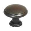 Design House 203331 Victorian Door and Cabinet Knob, Oil Rubbed Bronze Finish