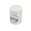 Design House 205112 Barrel Cabinet Knob, Brushed Nickel