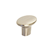 Design House 205310 Mesa Cabinet Knob, Brushed Nickel