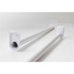 Design House 205849 72-120 in. Adjustable Closet Rod, White
