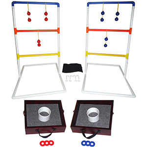 Yolo Sports Lawn Toss Combo, Ladder & Washer Toss - 207106