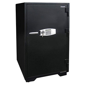 Honeywell 2120 Steel Fire and Security Safe (5.33 cu ft.)