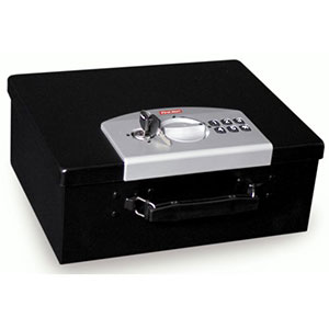 First Alert Deluxe Digital Security Box