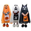 Design House 21.9 in. Halloween Trick or Treat Kids Lawn Decoration, Set of 3