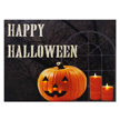 Design House Happy Halloween Lit Canvas Wall Decoration