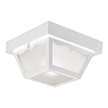 Design House Outdoor Ceiling Mount Light, 10.5-Inch by 5.5-Inch - 501858