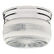 Design House 501999 2-Light Ceiling Mount, Polished Chrome Finish
