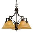 Design House Bristol 5-Light Chandelier - 504167